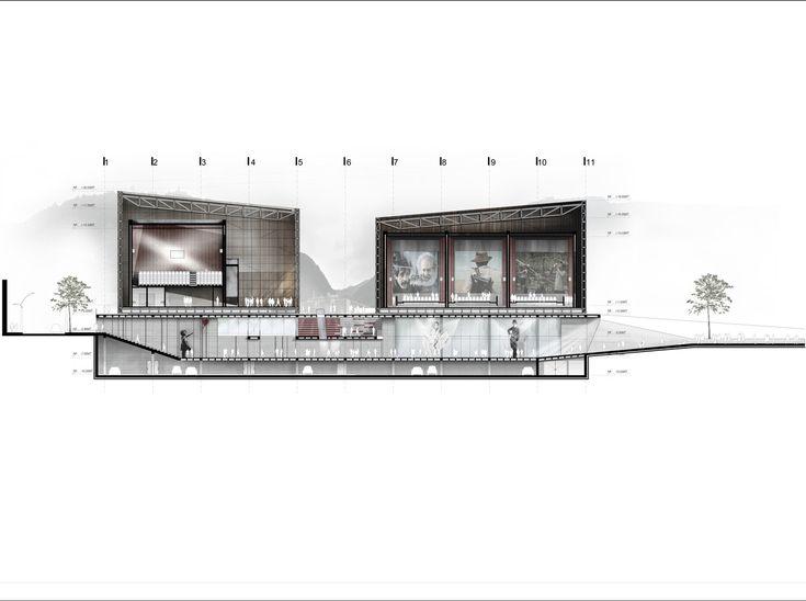 Galería de Colectivo 720 diseñará la nueva Cinemateca Distrital de Bogotá - 31