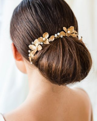 Brides and Hairpins Noemie Crown – Silver