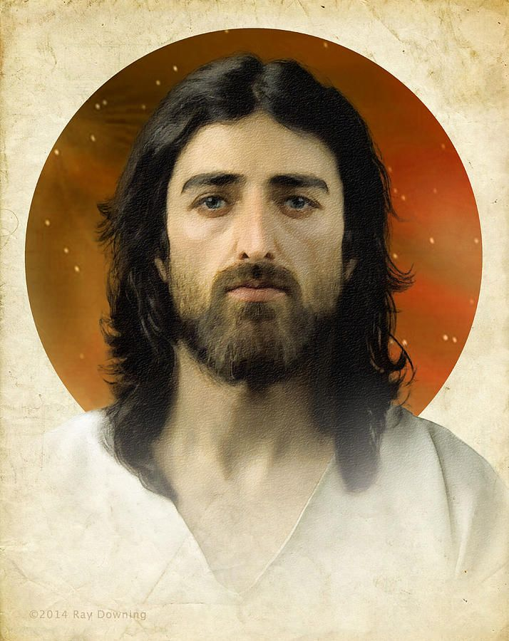 ray downing face of jesus - Google 검색 | Biblical Art ...