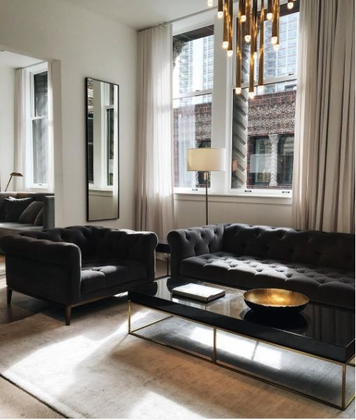 Best 25 Masculine Interior Ideas On Pinterest  Living Room Decor Extraordinary Interior Designing Living Room 2018
