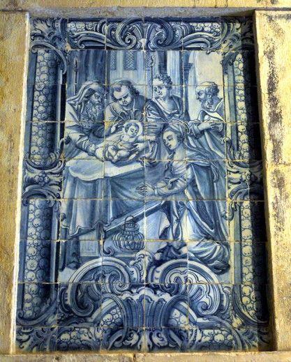 #Tomar #CristoConvento #KnightsTemplar #Templári #azulejos