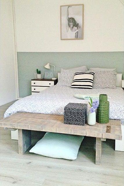 25 beste idee n over slaapkamer idee n paars op pinterest for Beste kleur slaapkamer