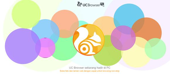 Download UC browser Untuk PC Komputer