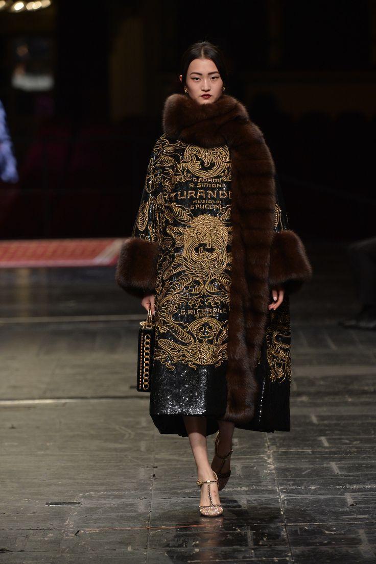 Défilé Dolce & Gabbana Alta Moda Haute Couture printemps-été 2016 26
