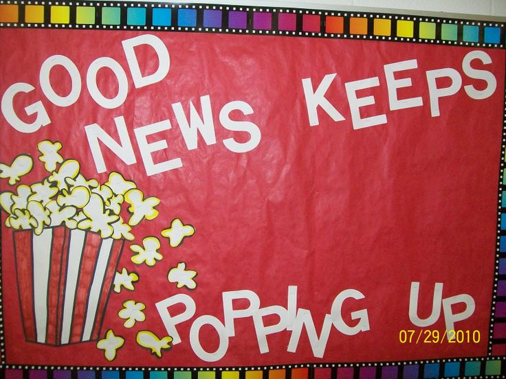 hollywood themed classroom bulletin board - Google Search