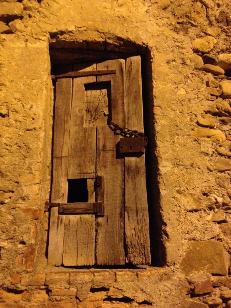Chiudere le porte.......