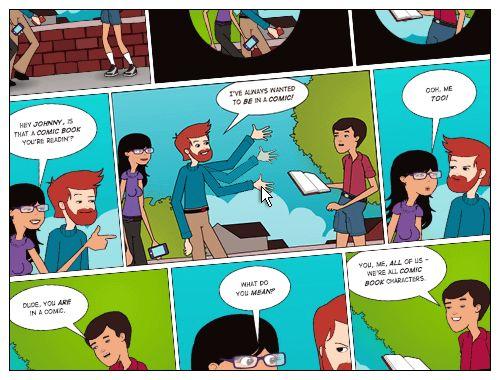 Pixton   Tegneserier   Lav en tegneserie