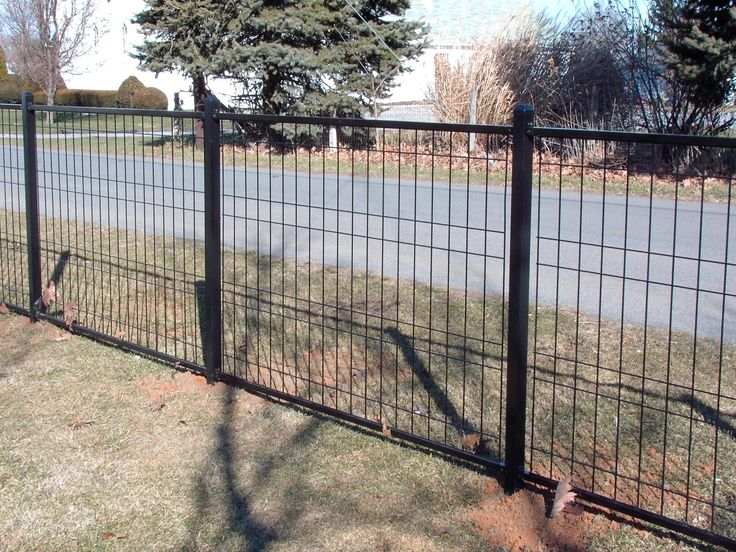 The 20 best Patriot Ornamental Wire Fence images on Pinterest ...