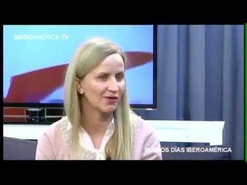 Entrevista a Ana Ramírez Arellano en Buenos días Iberoamérica #marketingpolitico