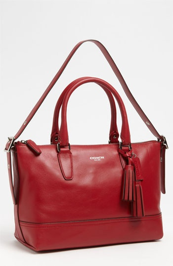 COACH 'Legacy - Molly' Leather Satchel | Nordstrom