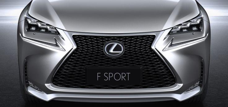 #LexusNX Overseas pre-production model shown