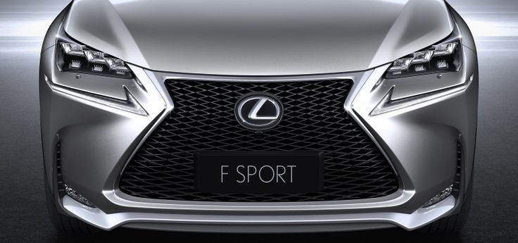 #LexusNX Overseas pre-production model shown