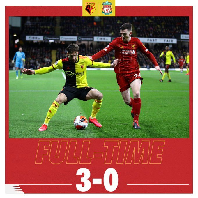 Yinkfold Com Watford Vs Liverpool 3 0 Highlights Download Video