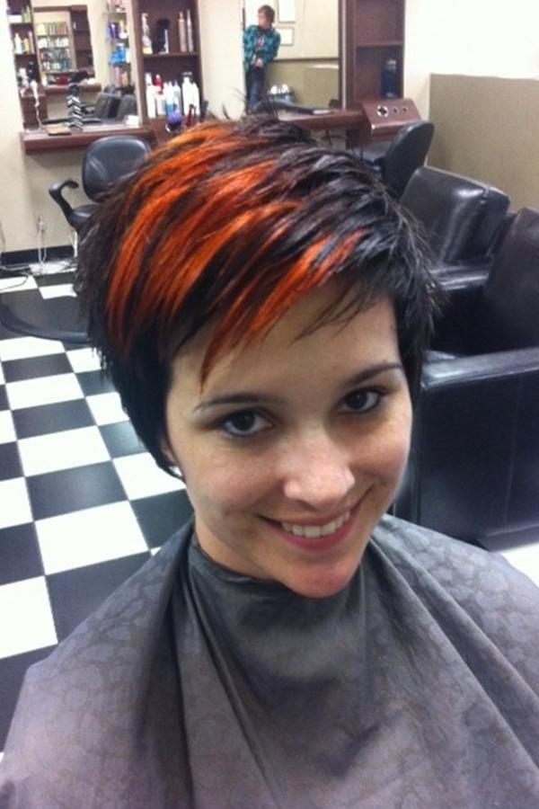 37 best black orange images on pinterest orange beautiful black with orange highlights pmusecretfo Image collections