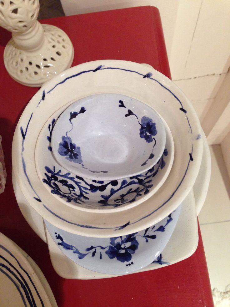 Codevilla Ceramics. Potters Market Rondebosch 22 November.