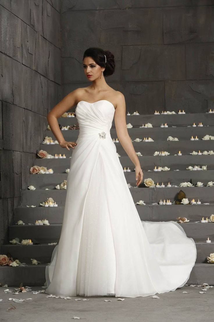 D'Zage #Bridal Style D31414