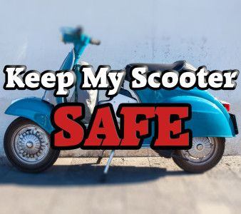 Keep My Scooter Safe