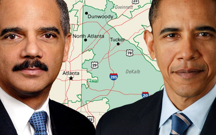 Eric Holder and Obama begin the fight against GOP gerrymandering with the National Democratic Redistricting Committee. [...]