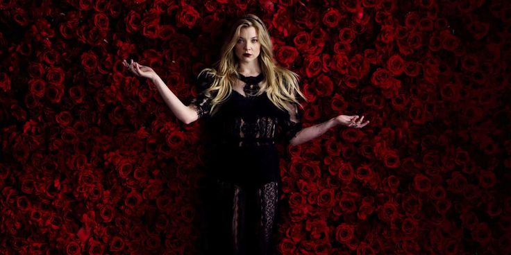 Natalie Dormer GIF shoot for Harper's Bazaar US