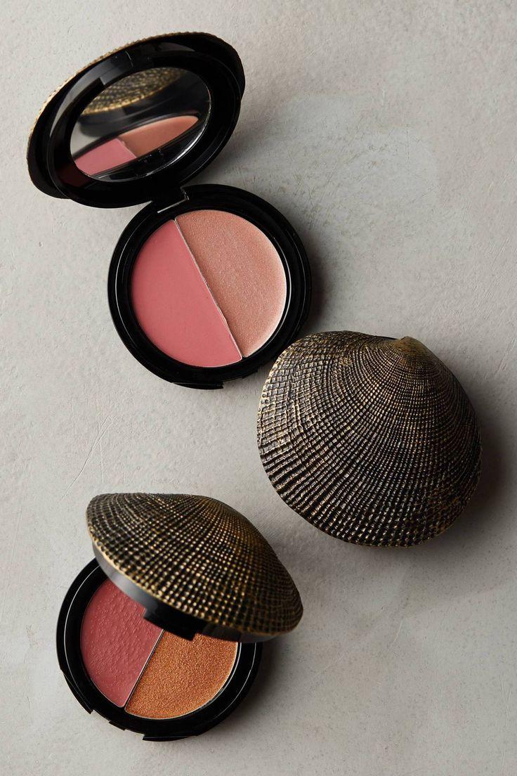DuWop Seashell Compact - www.topista.com
