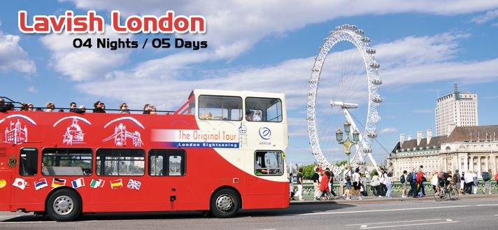 #EuropeGroupTours Offers Book Best Luxury #London #Holiday #TourPackages 2015 from #Delhi #India with best deals on #Hotels or #Resorts