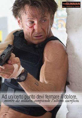 Jim Terrier ha operato in diverse zone pericolose come Agente Speciale Internazionale. Ma ora sta cercando di riscattarsi... #SeanPenn è #TheGunman. Al cinema da oggi!