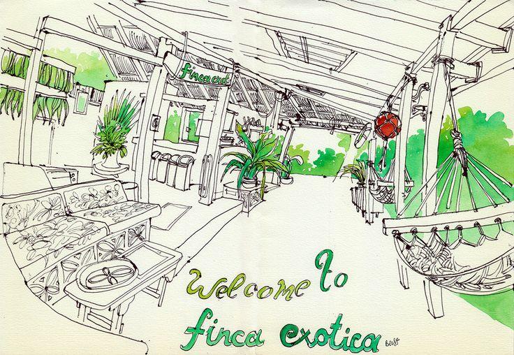 Finca Exotica, Costa Rica