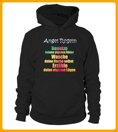 Angeln Regeln - Angler shirts (*Partner-Link)