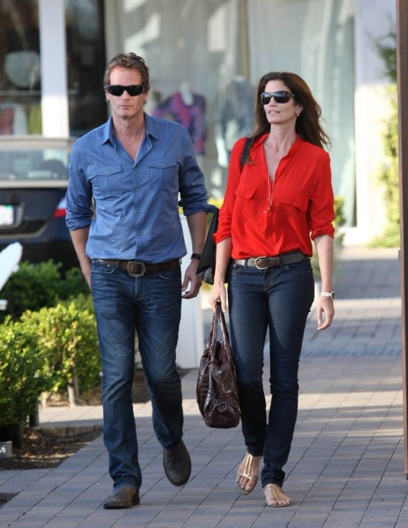 cindy crawford j brand jeans new Cindy Crawford in J Brand