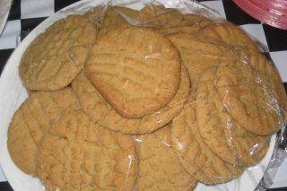 Foto de la receta de galletas para diabéticos