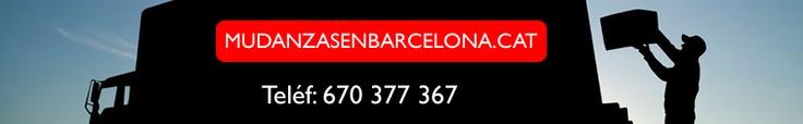 Mudanzas en Barcelona. Mudanzas económicas y profesionales T. 670 377 367. Profesionalidad y  responsabilidad para su mudanza.
