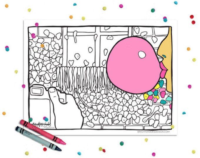 14 mejores imágenes de coloring en Pinterest | Libros para colorear ...