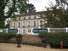 L'Esperance- Marc Meneau, Vezelay, FR