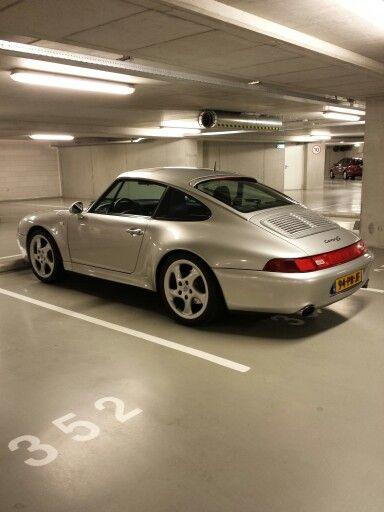 My 1997 Porsche 993 Carrera S