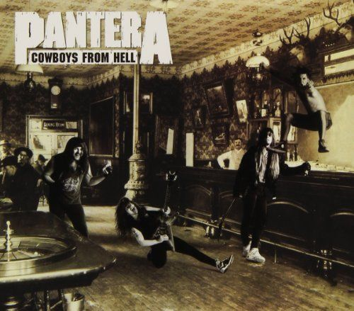 Cowboys From Hell (Ultimate Edition 3CD) (Limited Edition)   Cowboys From Hell (Ultimate Edition 3CD) (Limited Edition) THE COWBOYS FROM HELL RIDE AGAIN  The Ultimate Edition. 20th Anniversary of this classic album. Remastered.  Pantera found its growl and groove on 'COWBOYS FROM HELL,' a landmark album whose bone-powdering intensity, razor-sharp riffing and pummeling rhythmic assault represented a turning point in modern metal when it was released in 1990. More than just Pantera's m..