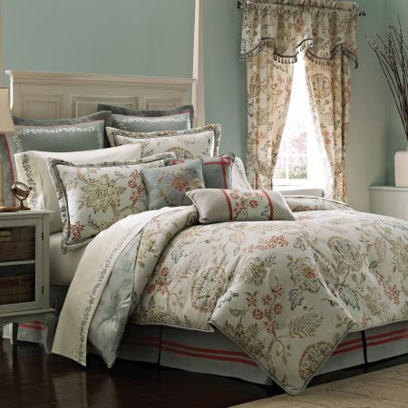 68 best Croscill Comforter Sets images on Pinterest | Comforters ...