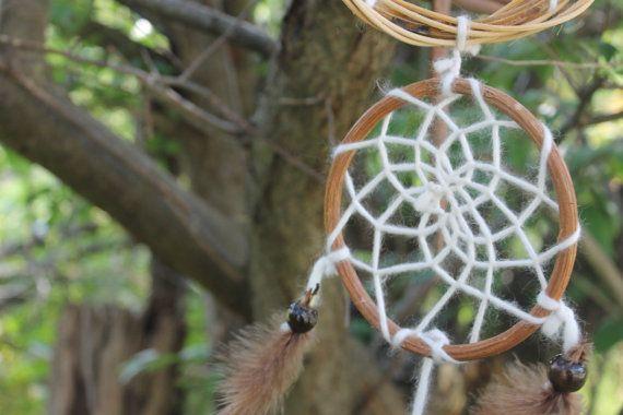 Birds Nest Inspired Dream Catcher by EveoftheBloodMoon on Etsy