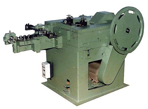 Nail Making Machine, Wire Nail Machine, Wire Nail Making Machine, Common Nail Making Machine, Roofing Nail Making Machine, Coil Nail Making Machine In Rajkot.