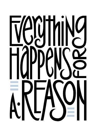 I am so glad I have this to live by! I go back to this saying often.