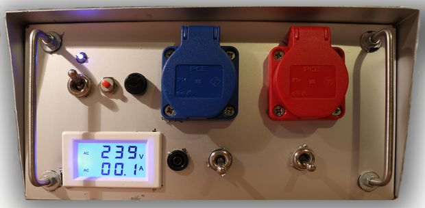 Make your own Microwave isolation transformer