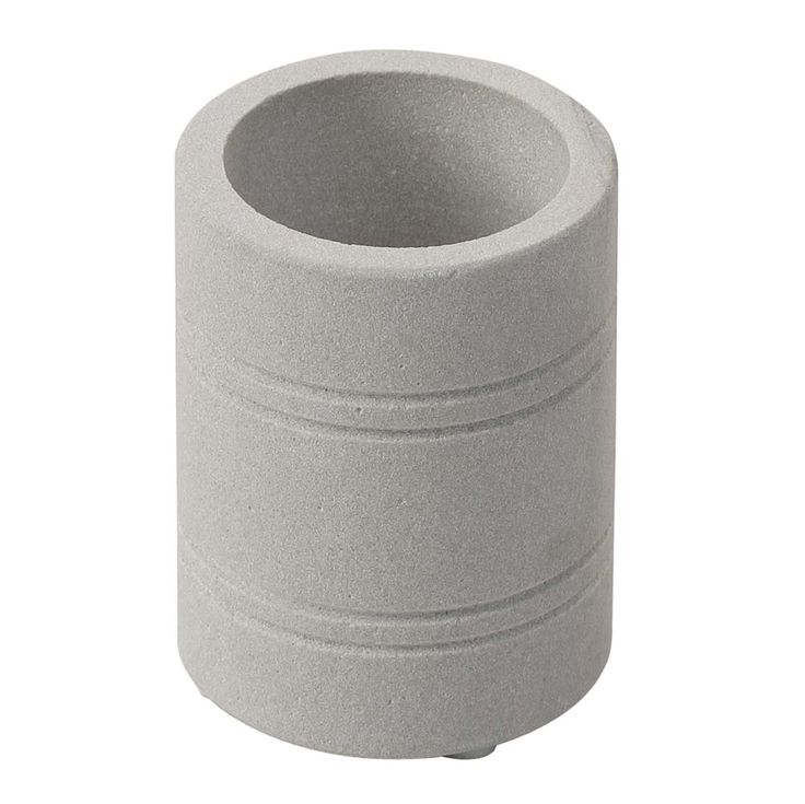 """""""Stone Basics"""" Unique & Modern #Grey – #White Tumbler / #Toothbrush / Accessory Stand in #Absorbent #Sandstone – #Kitchen #Sink / #Bathroom Accessories - Buy in #Bulk #Wholesale"""