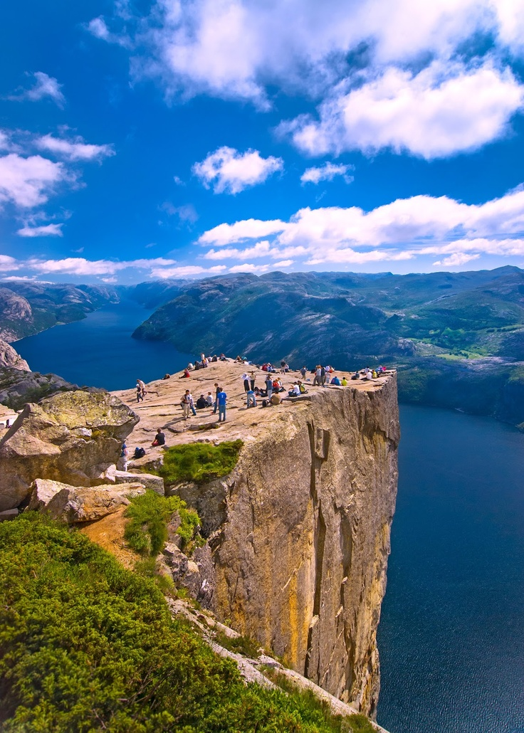 Preikestolen | HOME SWEET WORLD