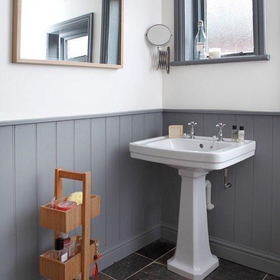 Best 25 Grey White Bathrooms Ideas On Pinterest