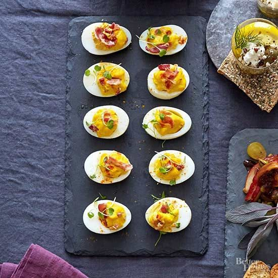 168 best images about easter recipes on pinterest egg - Better homes and gardens deviled eggs ...