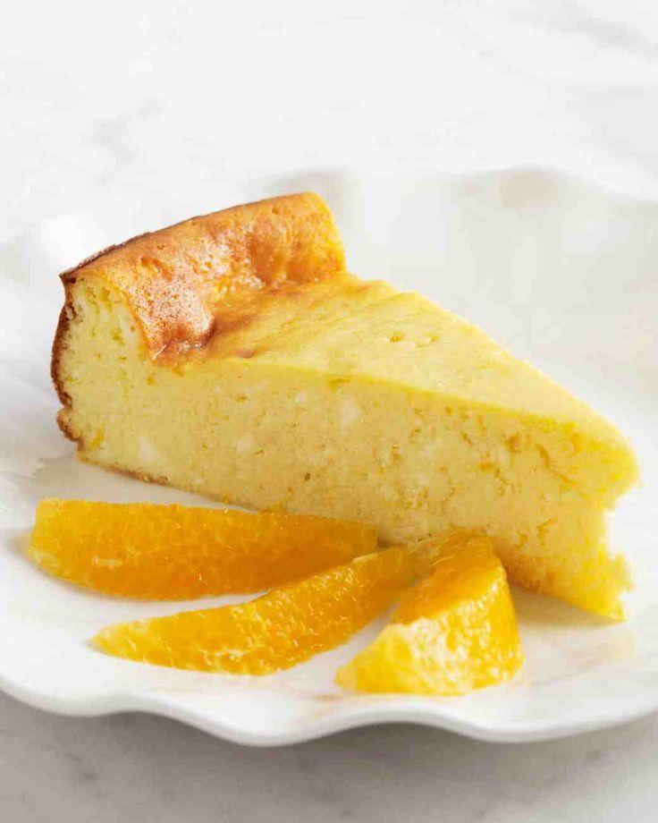 Martha Stewart Living's Favorite Cheesecake Recipes: Italian Ricotta Cheesecake