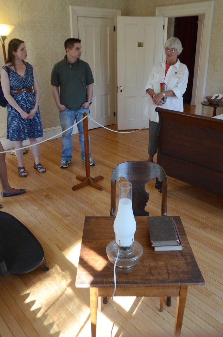 Emily Dickinson Homestead Tour