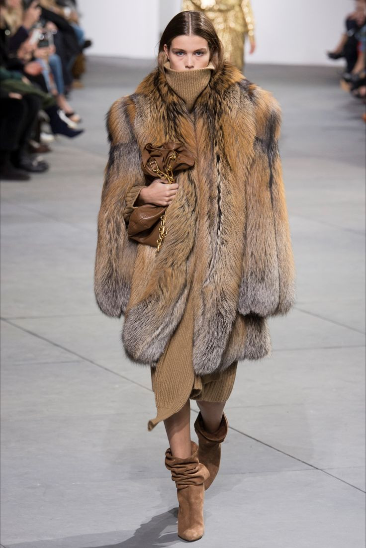 Michael Kors Collection New York - Collections Fall Winter 2017-18 - Shows - Vogue.it