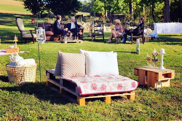 Floriane Caux Photographe de Mariage - De jolis Mariages - Toulouse, Ariège.: {Mariage Boheme et Tipis} Ingrid & Laurent