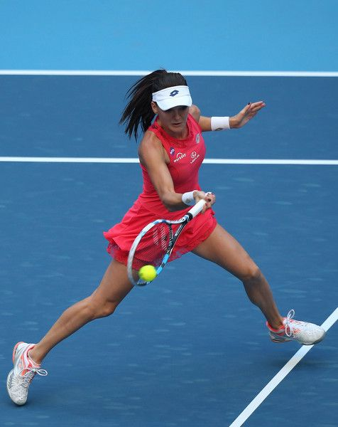 Agnieszka Radwanska Photos - 2015 China Open - Day 7 - Zimbio