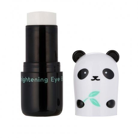 TONYMOLY Panda's Dream Brightening Eye Base helps alleviate dark circles with pearl extracts, chrysin, and brightening peptides.